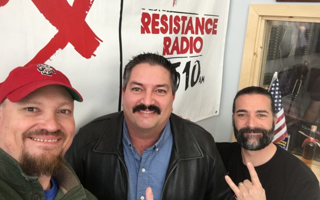 4 13 18 – Randy Bryce – Candidate for WI 1st Congressional District