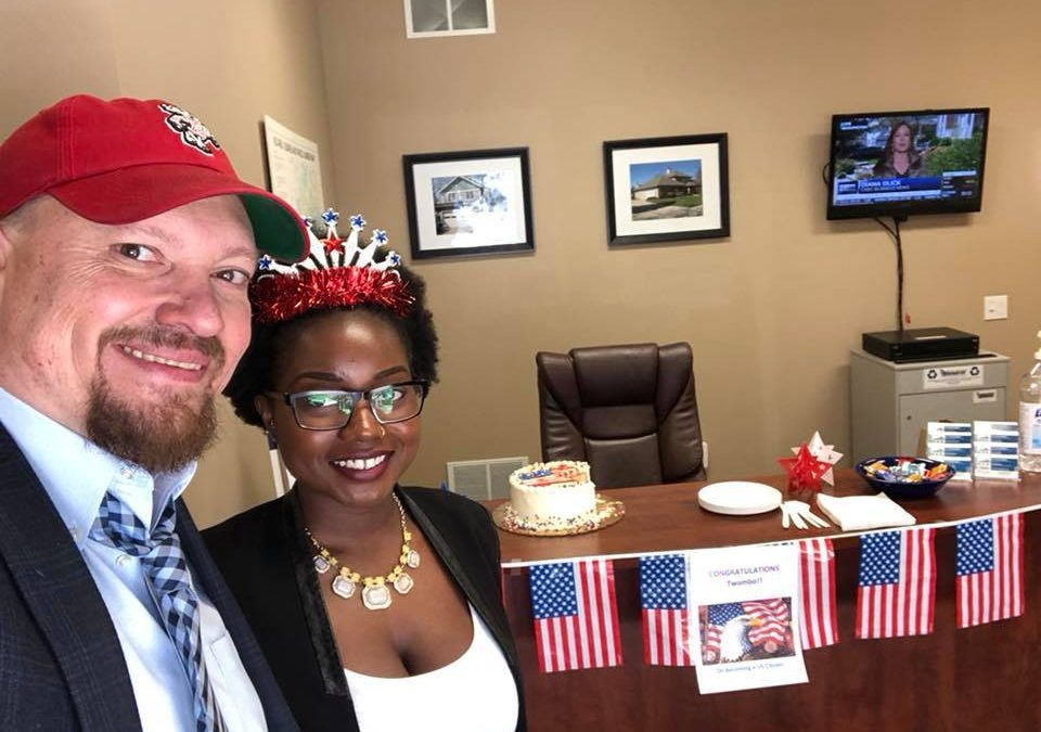 4 20 18 – Twombo Moyo – New US Citizen