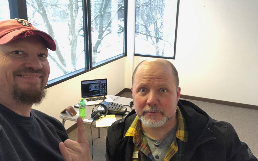 2-20-19 – Dr Tim Slekar, Dean, School of Education, Edgewood College – Host, BustEd Pencils
