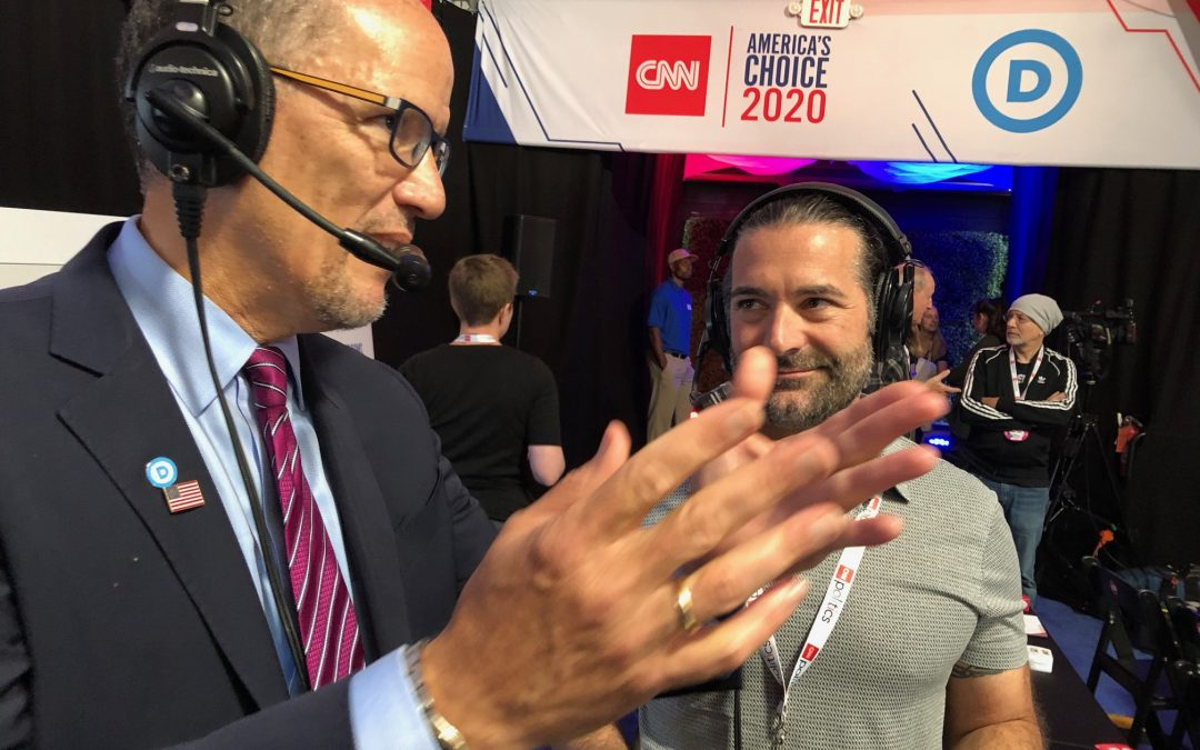 12-20-19 – Tom Perez, Chair, DNC