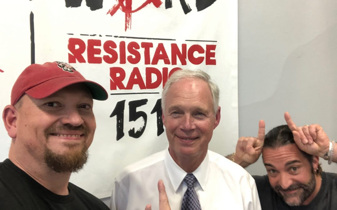 7-2-20 – US Senator Ron Johnson (R)