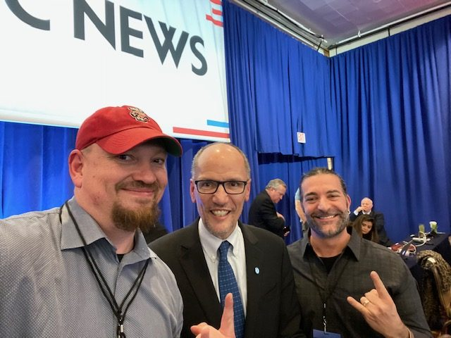2-19-20 – Tom Perez, Chair, DNC