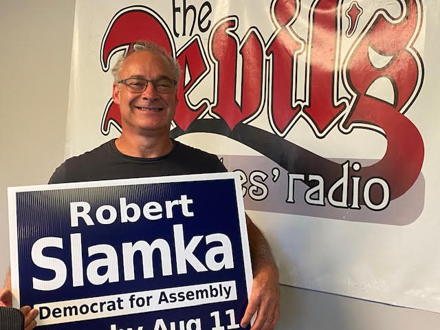 7-29-20 – Robert Slamka, Candidate for 78th Assembly District